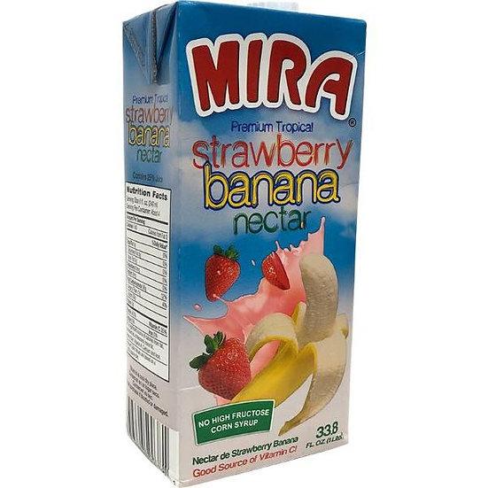 Mira® Strawberry Banana Nectar