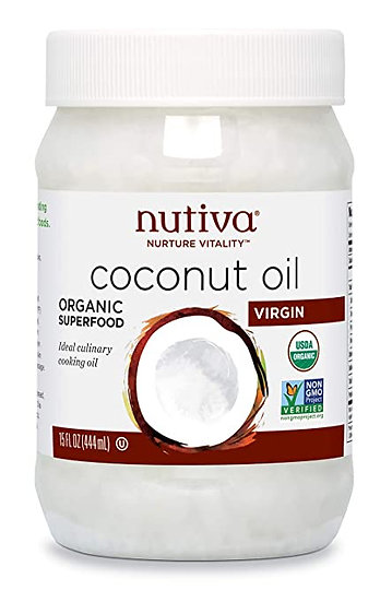 Nutiva® Coconut Oil
