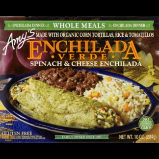 Amy's® Enchilada Verde