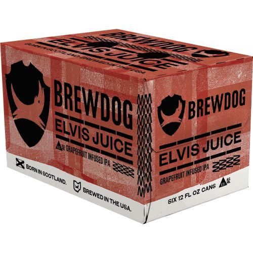 Brewdog® Elvis Juice Grapefruit Infused IPA