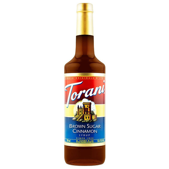Torani® Brown Sugar Cinnamon Drink Syrup