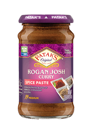 Patak's® Rogan Josh Curry Spice Paste