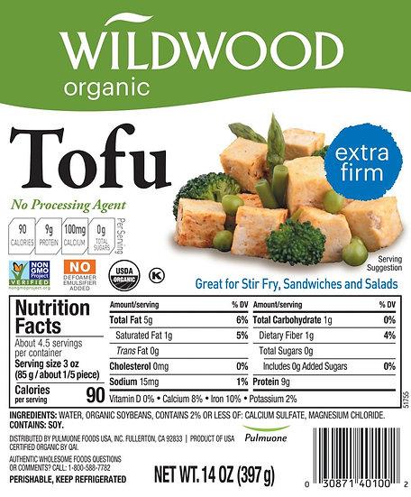 Organic Tofu (extra firm)