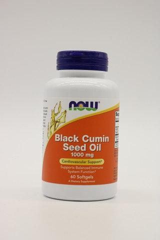 Black Cumin Seed Oil 1000mg