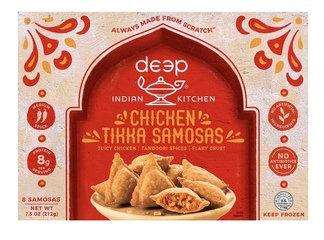 Deep® Chicken Tikka Samosas