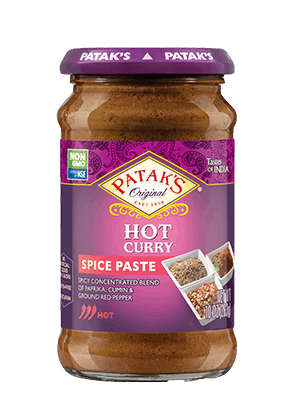 Patak's® Hot Curry Spice Paste