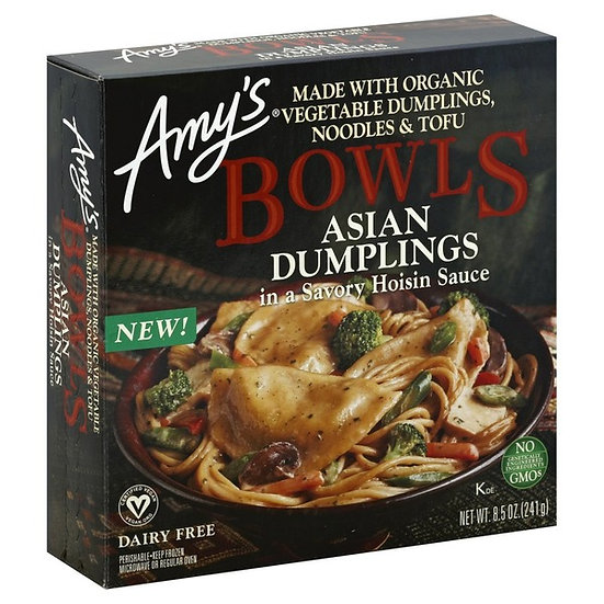 Amy's® Asian Tofu Dumplings in Hoisin Sauce