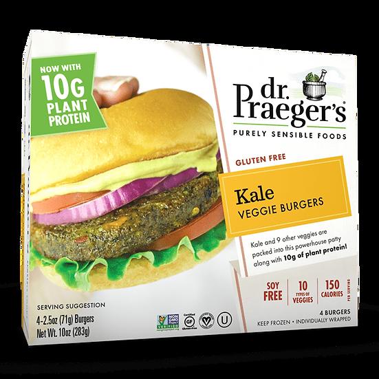 Dr Praeger's® Gluten Free Kale Protein Veggie Burgers