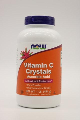 Vitamin C Crystals Ascorbic Acid