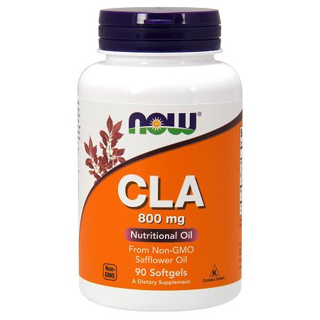 CLA 800mg Non-GMO Safflower Oil