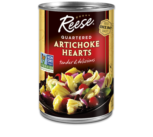 Reese® Quartered Artichoke Hearts