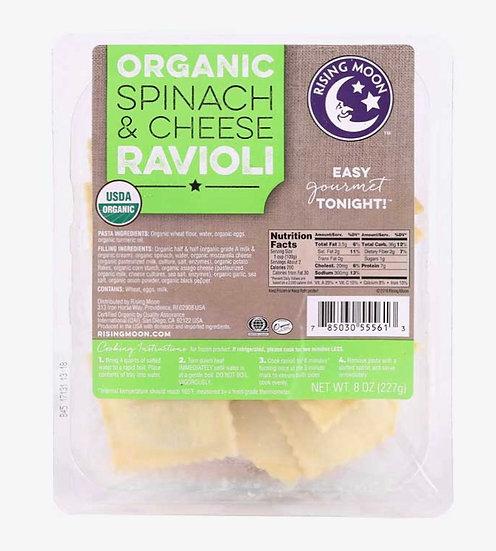 Rising Moon® Organic Spinach & Cheese Ravioli