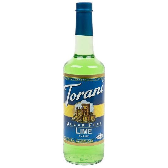 Sugar Free Torani® Lime Drink Syrup