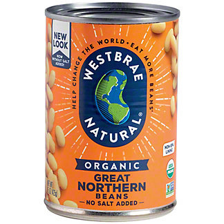 Westbrae® Organic Great Northern Beans