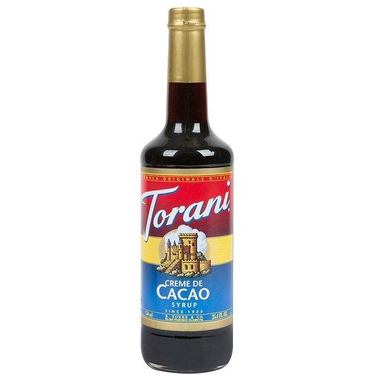 Torani® Creme de Cacao Drink Syrup