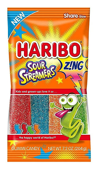 Sour Streamers