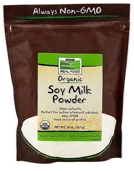 Organic Soy Milk Powder