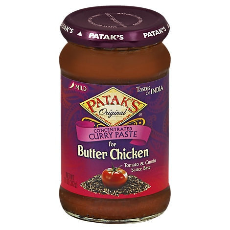 Patak's® Concentrated Curry Paste for Butter Chicken