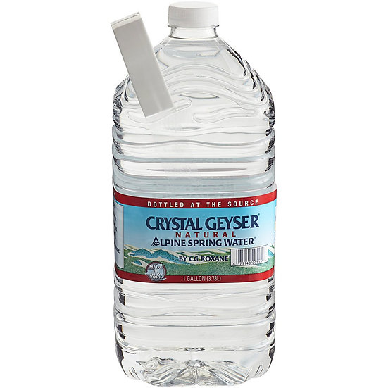 Crystal Geyser Gallon of Water