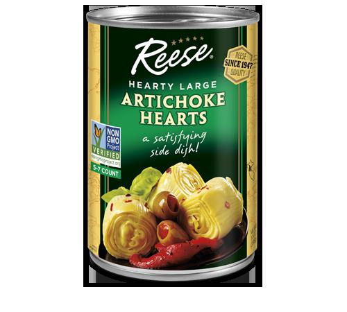 Reese® Hearty Large Artichoke Hearts