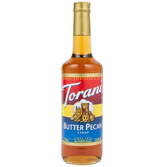 Torani® Butter Pecan Drink Syrup