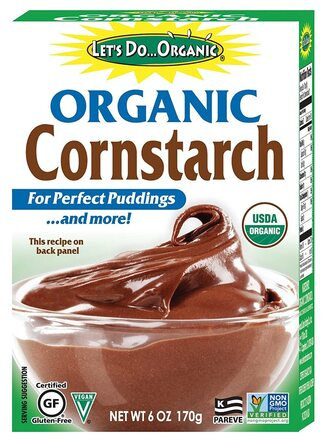 Let's Do Organic® Cornstarch Corn Starch