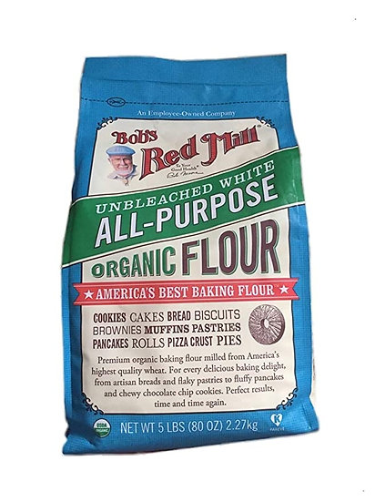 Unbleached White All-Purpose Flour