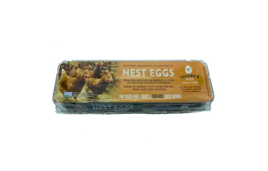 Sauder's Nest Eggs