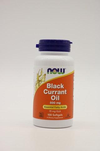 Black Currant Oil 500mg