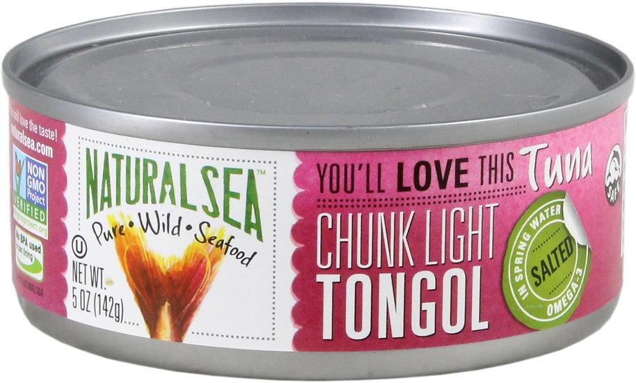 Natural Sea® Chunk Light Tongol Tuna