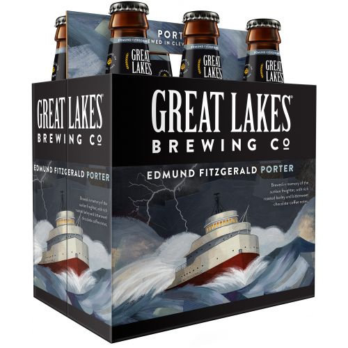Great Lakes Brewing Co.® Edmund Fitzgerald Porter