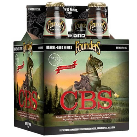 Founder's® CBS Barrel Aged Imperial Stout