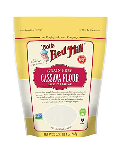 Bob's Red Mill® Grain Free Cassava Flour