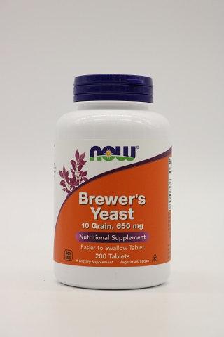 Brewer's Yeast 10 Grain, 650mg