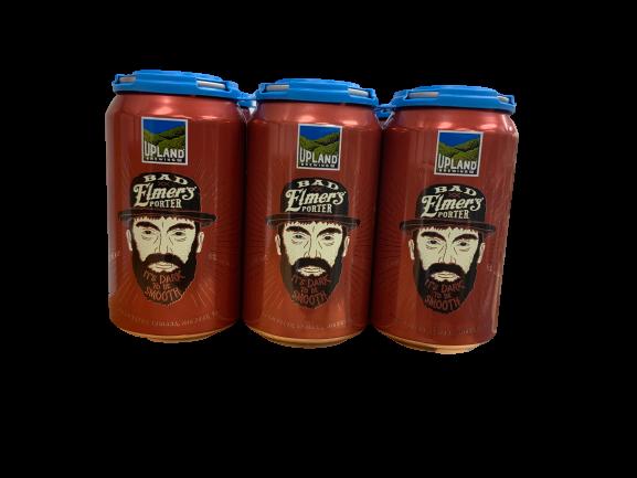 Upland Brewing Bad Elmer's Porter