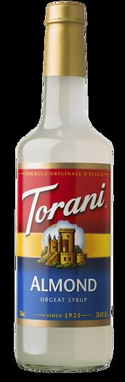 Torani® Almond Drink Syrup