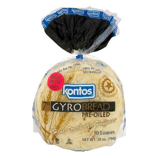 Kontos Gyro Bread