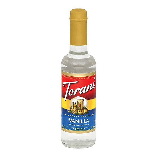Torani® Vanilla Drink Syrup