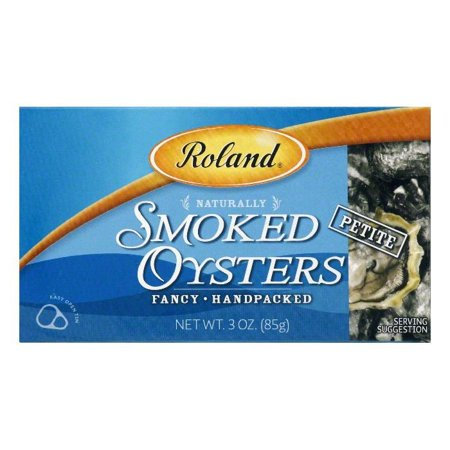 Roland® Smoked Oysters