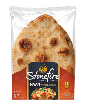Whole Grain Naan
