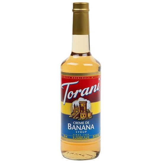 Torani® Cheme de Banana Drink Syrup