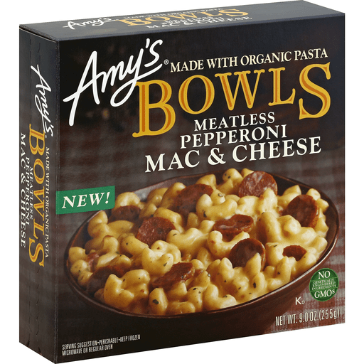 Amy's® Meatless Pepperoni Mac & Cheese