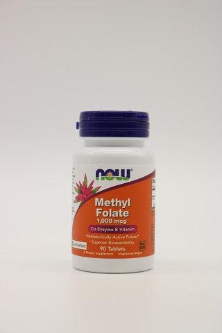 Methyl Folate 1000mcg