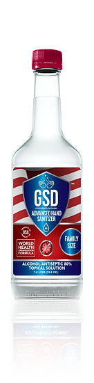 GSD® Advanced Hand Sanitizer