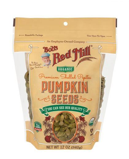 Bob's Red Mill® Shelled Pepitas Pumpkin Seeds