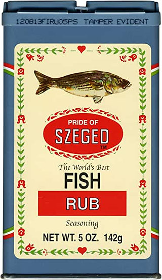 Fish Rub