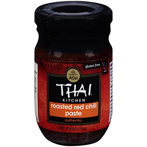 Roasted Red Chili Paste