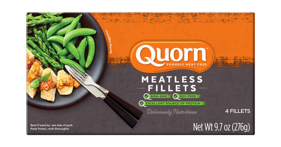 Quorn® Meatless Fillets