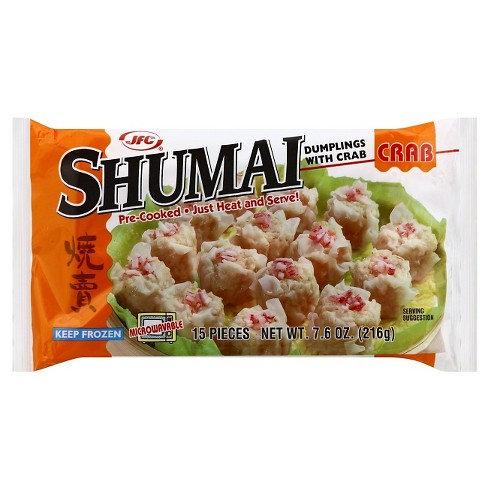 JFC Frozen Shumai Crab Dumplings