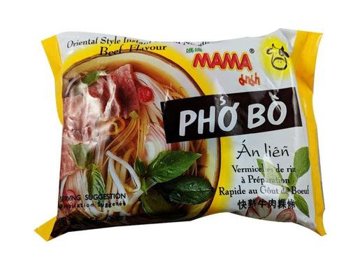 MAMA® Pho Bo Beef Vermicelli Pack
